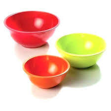 amine mixing bowls with lids nesting 3 piece plastic bowl set vintage w deep plastic lid salad bowls steel colorful mixing