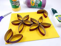 Recycled Flower Paper Recycled Flower Art Crayola Ca