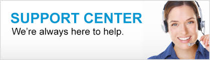 support center contact us