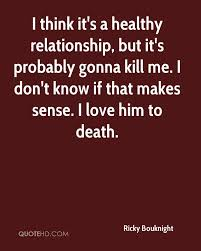 Death Quote Fascinating Ricky Bouknight Quotes QuoteHD