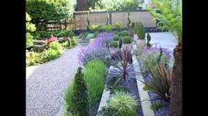 Small Picture Garden Ideas gravel garden plants ideas YouTube