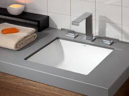 undermount bathroom sink round. Undermount Trough Bathroom Sink Large White Round