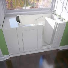 walk in baths by american standard a more accessible secure way tub