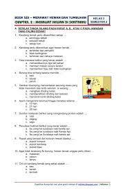 Jun 19, 2021 · contoh soal bahasa inggris kelas 1 sd beserta kunci jawaban berikut ini ibi akan memberikan conntoh soal bahasa inggriss untuk siswa sekolah dasar kelas 1 berserta kunci jawabannya. Download Soal Tematik Kelas 2 Semester 2 Tema 6 Subtema 2 Merawat Hewan Dan Tumbuhan Merawat Hewan Di Sekitarku Edisi Terbaru Rief Awa Blog