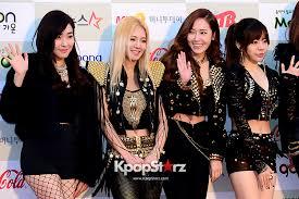 Girls Generation Snsd Attends The 3rd Gaon Chart Kpop