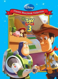 disney clic storybook collection toy story 3 book