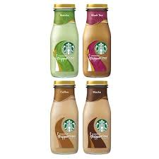 starbucks bottled frappuccino flavors. Wonderful Starbucks Starbucks Bottled Frappuccino Set 4 Bottle X 281ml With Flavors A