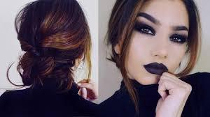 full coverage goth makeup tutorial