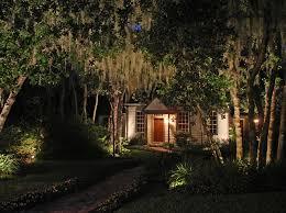 efficient and beautiful outdoor lighting in augusta