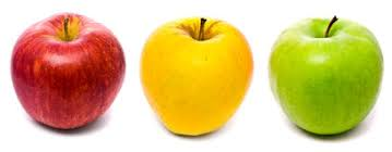 green and red apples. red, yellow and green fresh apples royalty free stock images red o