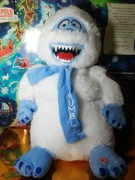 ble large plush rudolph yeti abominable snowman island of misfit toys ble rudolph rudolphtherednosereindeer yeti snowman