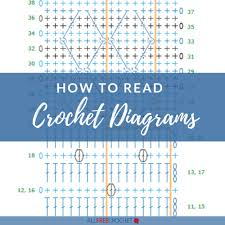 How To Read Crochet Diagrams Allfreecrochet Com