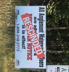 boil water advisory rescinded anglemont columbia shuswap rescinding one of the longer standing boil water advisories in british columbia is a really great day