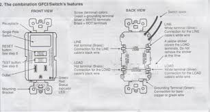 wiring leviton switch gfi outlet combo doityourself com Wiring Diagram Switch Outlet Combo name gfci switch jpg views 344 size 25 1 kb wiring a switch outlet combo diagram