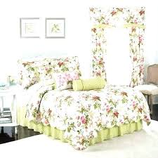 quilts with matching curtains bedding and sets garden bed in a bag country bedroom curtain duvet