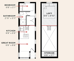 design your own tiny house with this handy tool there are kitchen layout