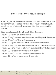 Truck Driver Objective For Resume Lorry Driver Cv Template Uk Forklift Truck Resume Example 74