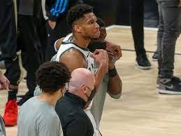 NBA playoffs: Giannis Antetokounmpo ...