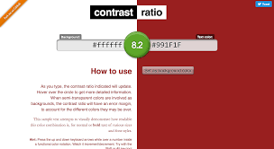 Designing For Accessibility Step 1 Color Contrast