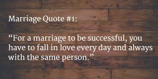 Marriage Quote Simple 48 [AWESOME] Marriage Quotes To Rock Your World Mar 48