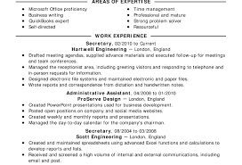 Area Of Expertise Examples For Resume Resume Amazing Simple Resume Template Resume Examples Basic 57