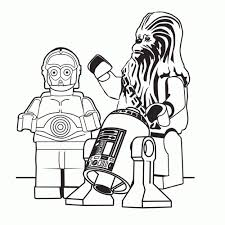 Star Wars Coloring Pages Free Coloring Pages Schattig Kleurplaat