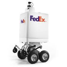 Fedex Unveils Autonomous Delivery Robot The Verge