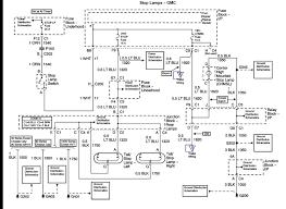 Trailer Light Wiring Diagram 2003 Chevrolet Tail Light Wiring Wiring Diagram Options