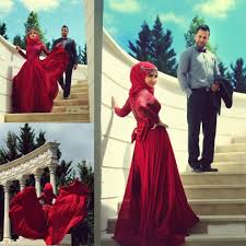 wine red wedding. Discount Wine Red Lace Long Sleeve Wedding Dresses 2015 High