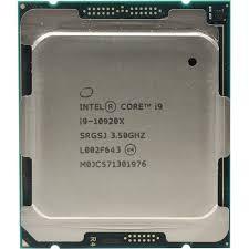 <b>Процессор Intel Core i9-10920X</b> Processor OEM — купить, цена и ...