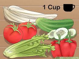 Guinea Lynx Vegetable Chart How To Feed A Guinea Pig 13 Steps With Pictures Wikihow