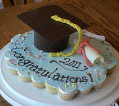 Graduation Cupcake Cake Ideas Cupcakes 2019 2018 Wrappers Toppers