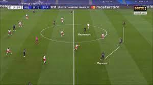 PSG gegen Leipzig. Nagelsmann verwendete drei verschiedene Schemata (ohne  Sinn), und Paredes ist ein versteckter held — ander-herrera, thomas-tuchel,  mbappe
