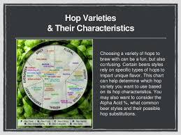 Hops Types Chart Faithful Hops Types Chart 2019