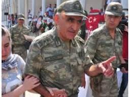 Şehit cenazesine katılan tümgeneral: Türk askeri katil değil
