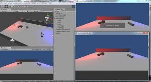 Multiplayer Game Server Design Unity Multiplayer Tutorial Physics Calculations On Server