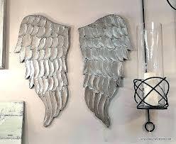 angel wing wall art