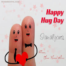 happy hug day for friends.  Day With Happy Hug Day For Friends E