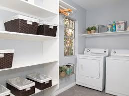 Washer Dryer Shelf Laundry Room Impressive Room Decor Laundry Basket Shelf Smart
