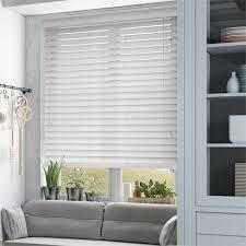 the white wooden blinds stunning range of clean and crisp white shades about white wooden blinds for windows prepare