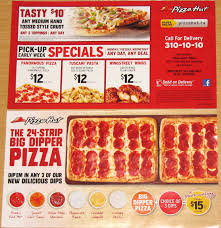 pizza hut full menu with prices. Plain Prices Pizza Hut Menu With Full Prices