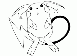 Color Pages Pokemon Coloring Pages Mew Free For Kids