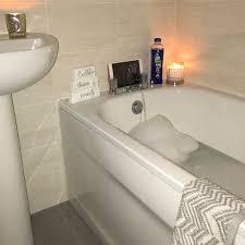 Bathroom Inspiration Ideas Candles Ipad Towels Bubble - Candles for bathroom