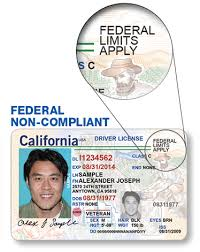 Identification And License dl Card Requirement Applicants For California Residency id New Driver