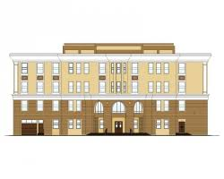 Купить дипломный Проект № Административное здание УВД в г  Проект №1 191 Административное здание УВД в г Ульяновск