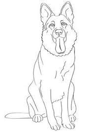 Free Printable Dogs And Puppies Coloring Pages For Kids Kleurplaat
