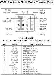 2nd gen control trac transfer case wiring ford explorer and ford 1994 ford ranger 4x4 dash switch at Ford Ranger Transfer Case Wiring Diagram