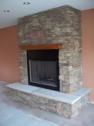 new stone fireplace build fireplace construction in middletown nj