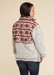 Simply Southern Sherpa Size Chart Tortuga Sherpa Pullover By Simply Southern Final Sale