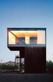 Modern Minimalist Box Small House Design - Home Improvement Inspiration